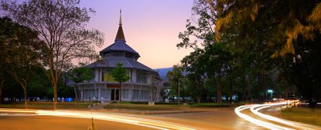 ĐH Chiang Mai, Thái Lan