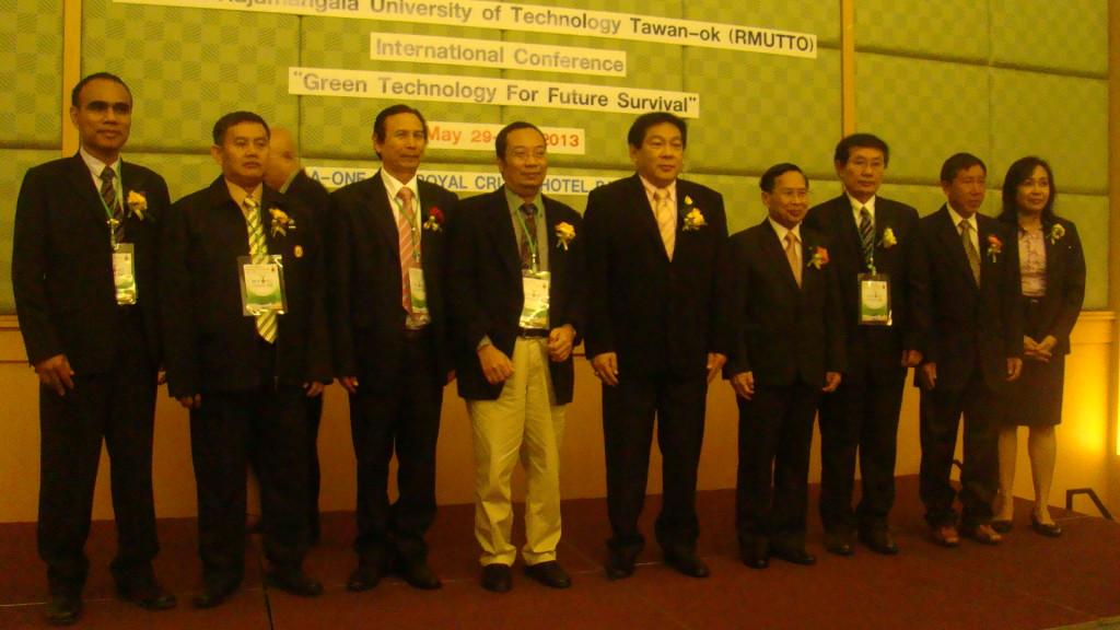 """Những đơn vị đồng tổ chức Hội nghị quốc tế """"Công nghệ xanh về sự sống sinh tồn trong tương lai"""""""