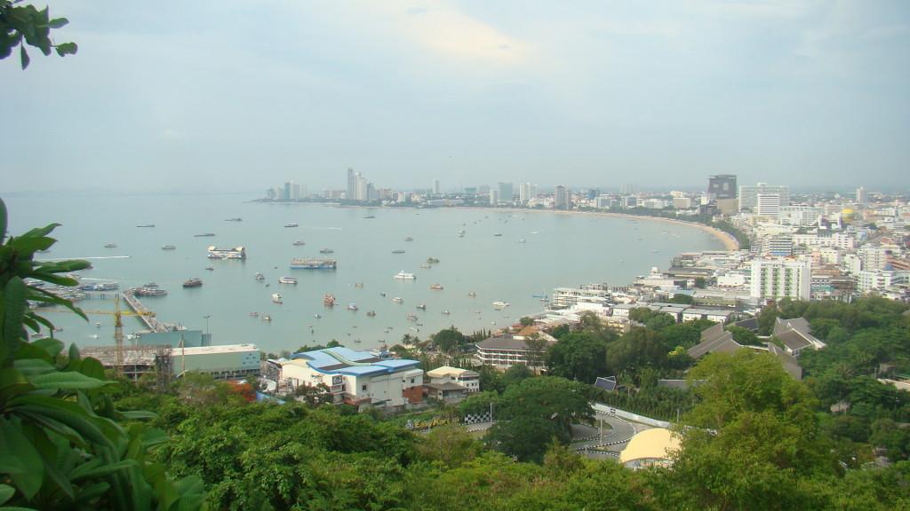 Thành phố Pattaya xinh đẹp